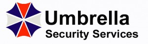 A picture of the Umbrella Security Services logo