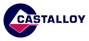 An image of the Castalloy Europe Ltd logo, a business that Umbrella Security Services have provided a variety of security services.